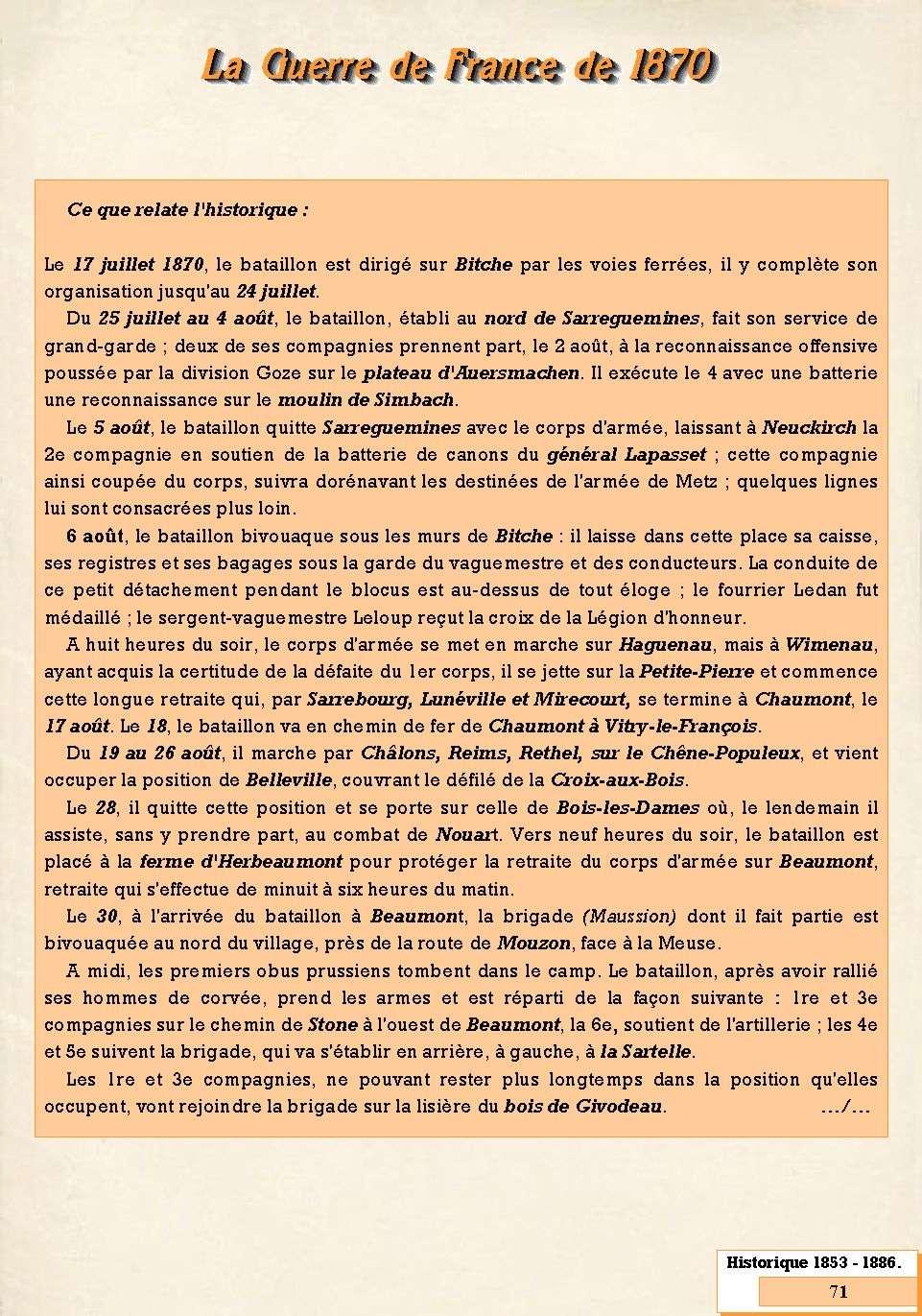 L'Historique du 14e Bataillon de Chasseurs. 1854 - 1962 Page_716