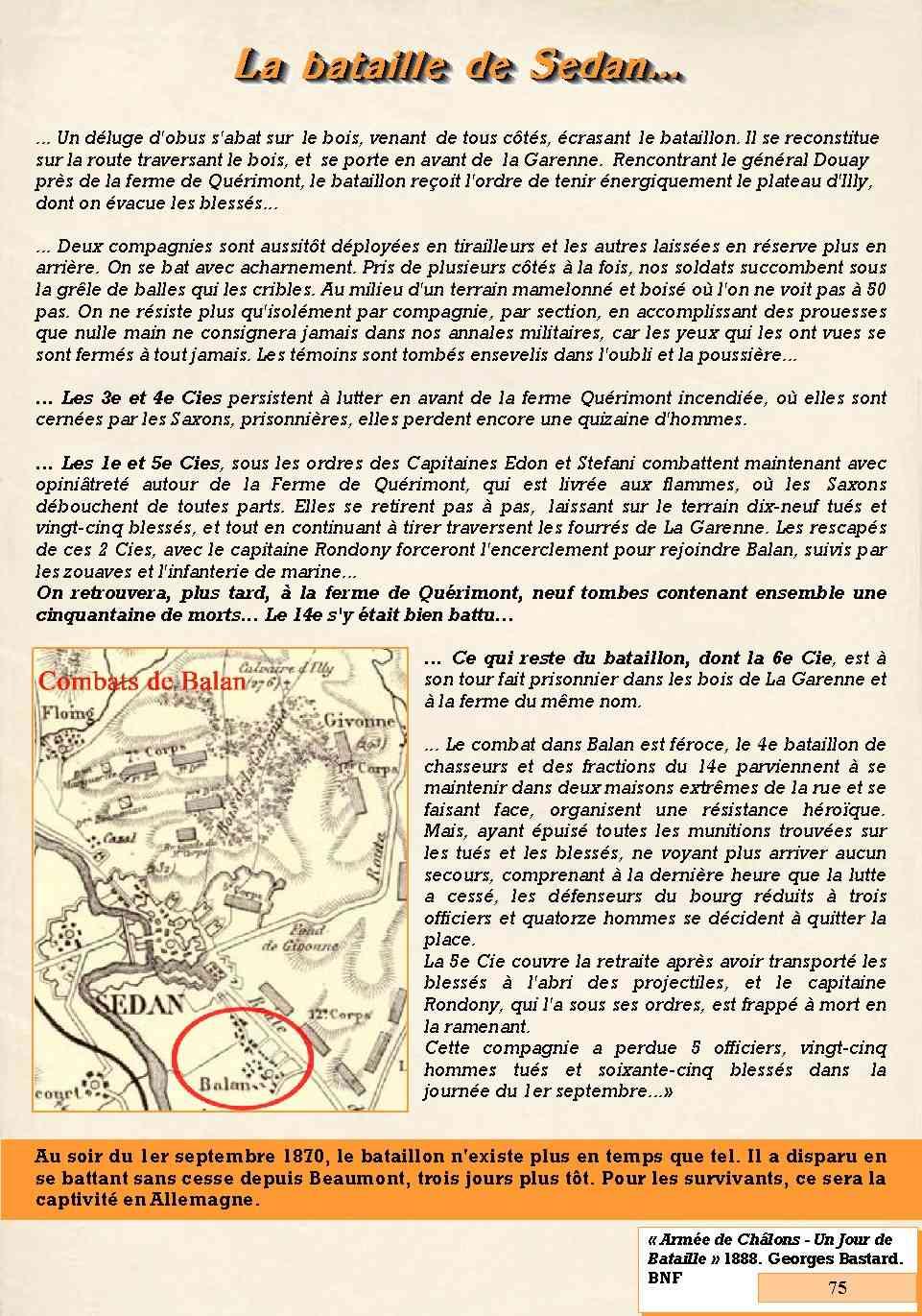 L'Historique du 14e Bataillon de Chasseurs. 1854 - 1962 Page_718