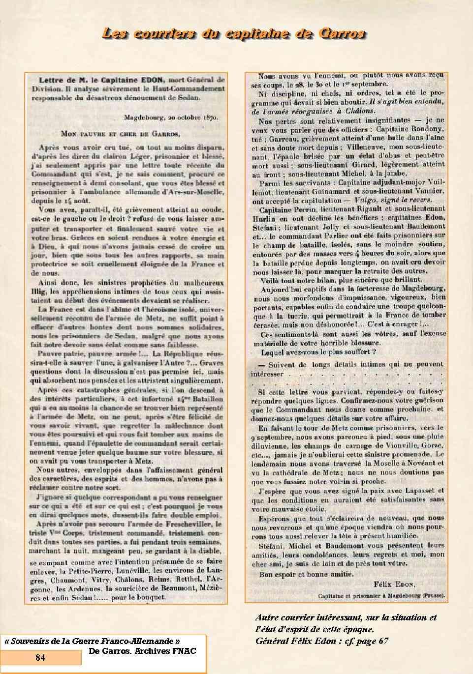 L'Historique du 14e Bataillon de Chasseurs. 1854 - 1962 Page_815