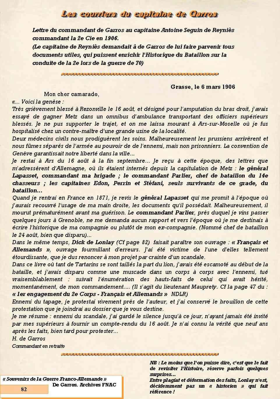 L'Historique du 14e Bataillon de Chasseurs. 1854 - 1962 Page_817