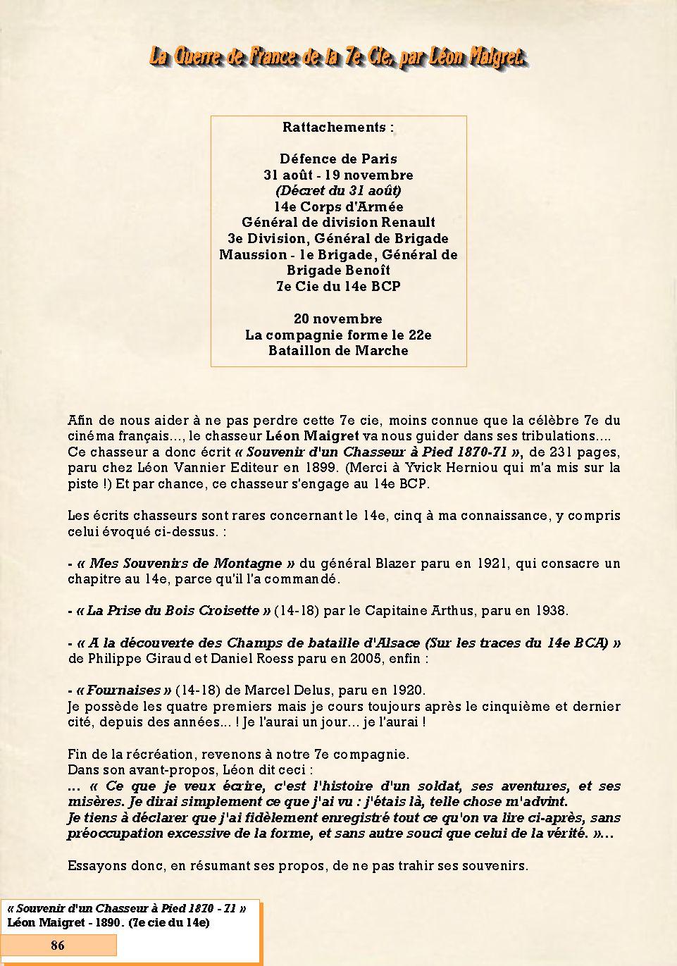 L'Historique du 14e Bataillon de Chasseurs. 1854 - 1962 Page_818