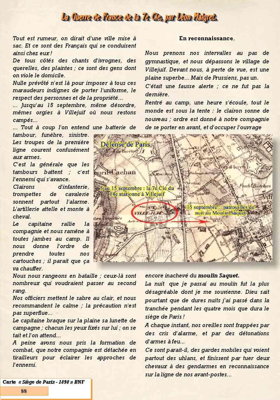 L'Historique du 14e Bataillon de Chasseurs. 1854 - 1962 Page_821