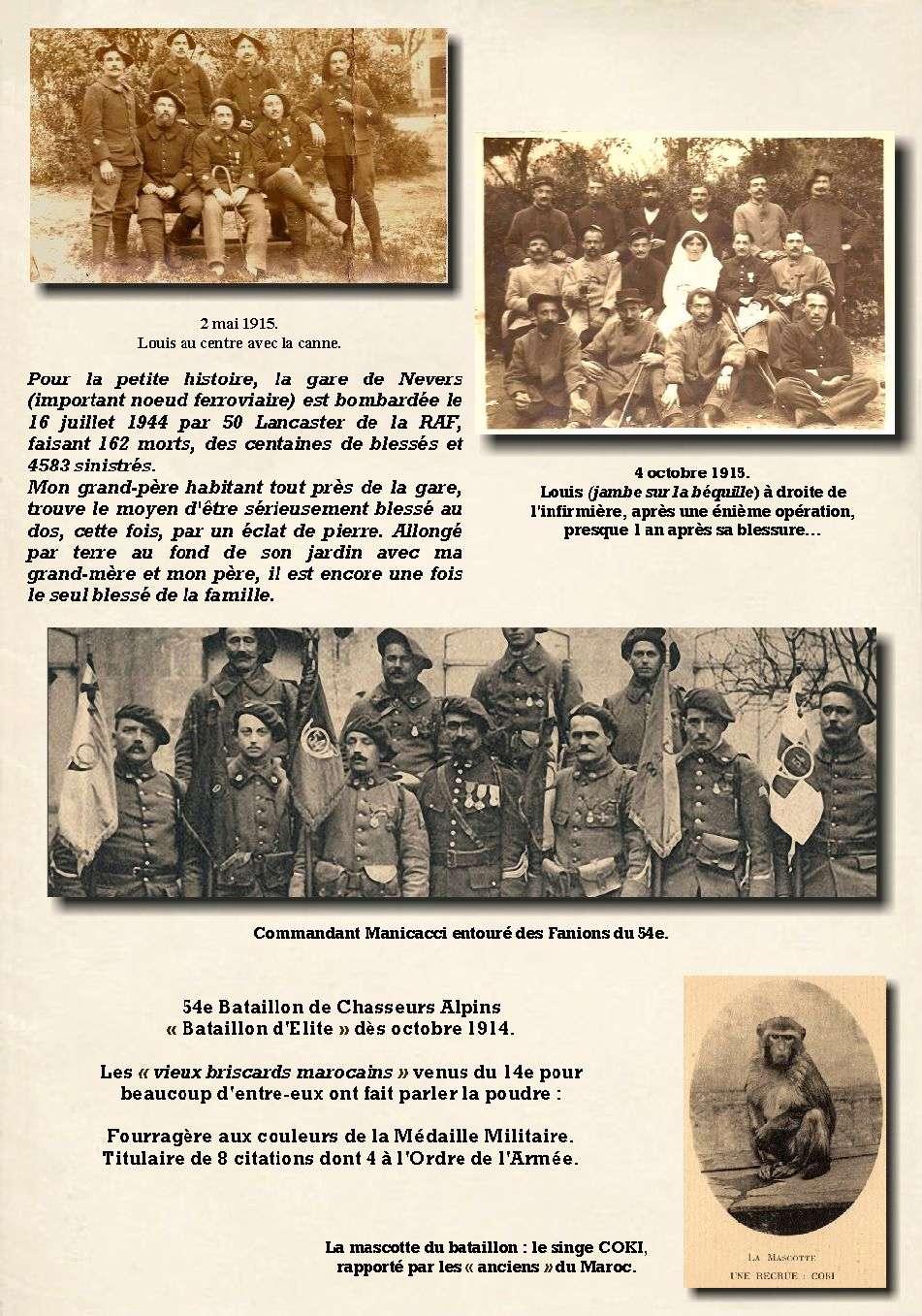 L'Historique du 14e Bataillon de Chasseurs. 1854 - 1962 Page_910