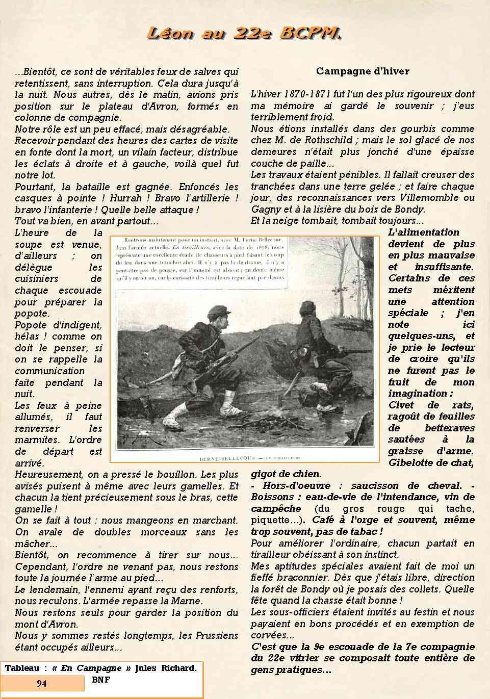 L'Historique du 14e Bataillon de Chasseurs. 1854 - 1962 Page_916