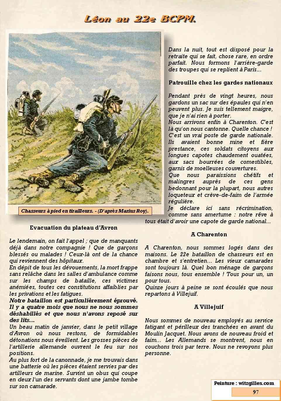 L'Historique du 14e Bataillon de Chasseurs. 1854 - 1962 Page_920