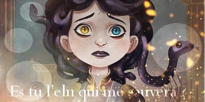 Medusa| Ta douleur proviens de ténèbres que tu n'as pas souhaité Medusa10