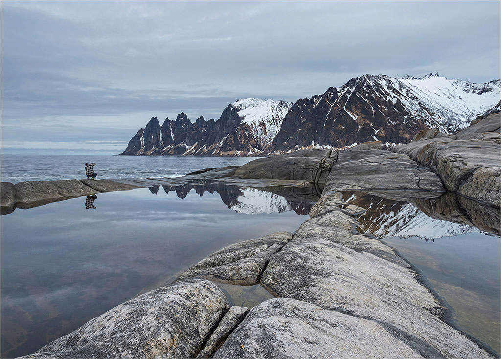 Norvège- Île de Senja  P4270210