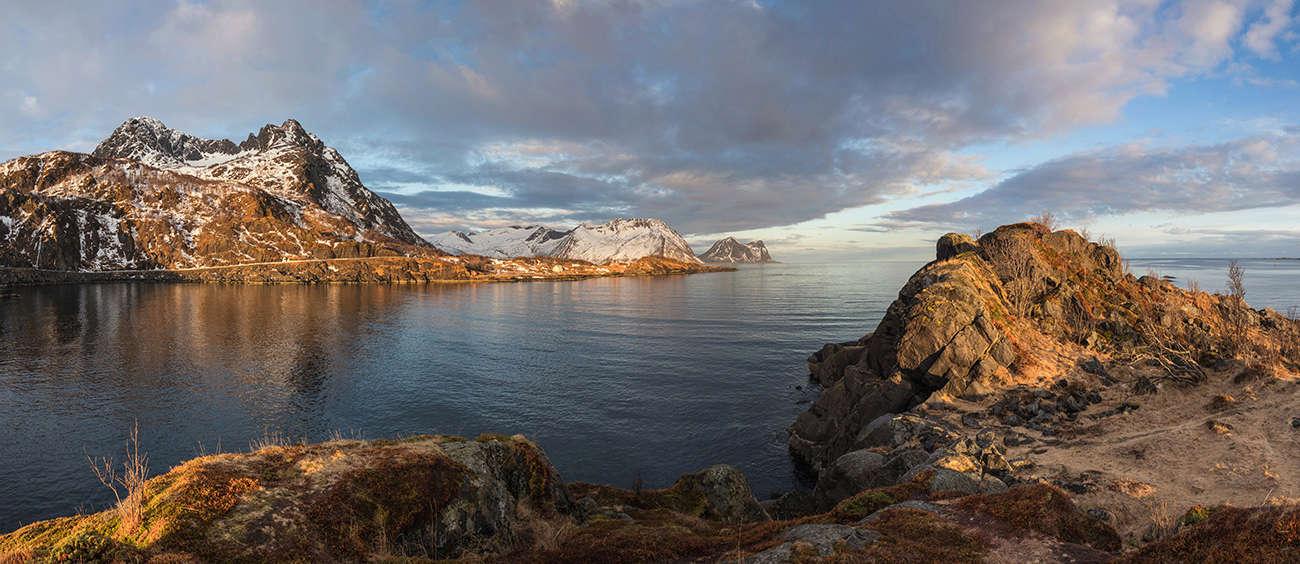 Norvège- Île de Senja  Pano_110