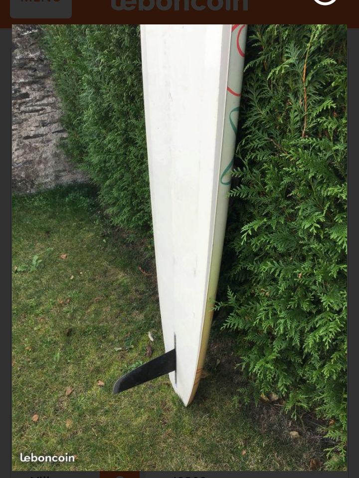 Convertir une planche à voile en paddle ?? 20180114