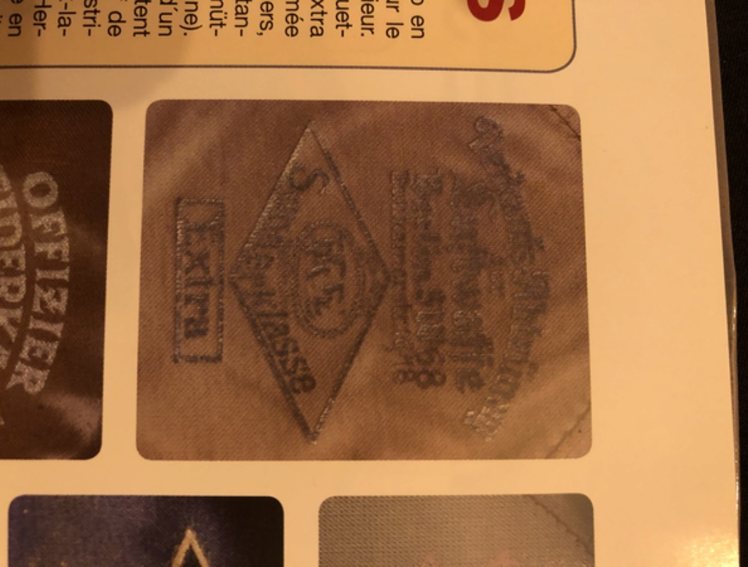 identification casquette luftwaffe C331f710