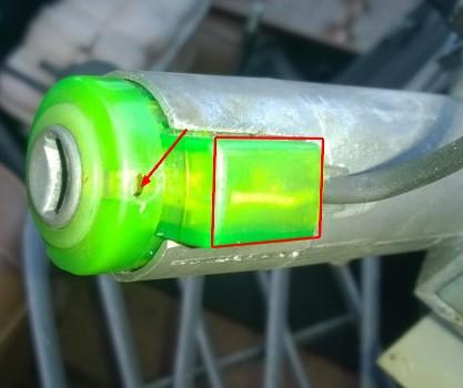"""Nettoyage du barillet du contacteur (dit """"Neiman"""") en photos Barill14"""