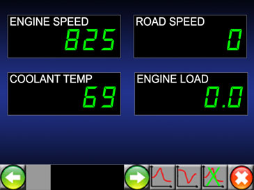 Pb démarrage à froid V8 THOR Motlis10