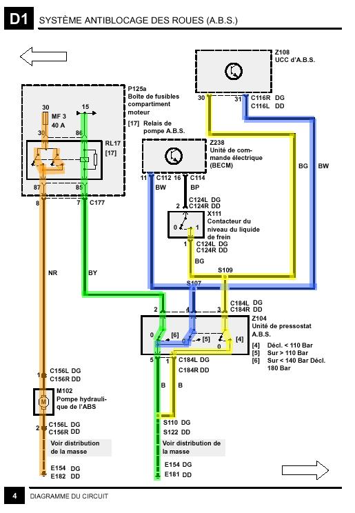 Pompe ABS tourne en permanence  - Page 2 Pompea10