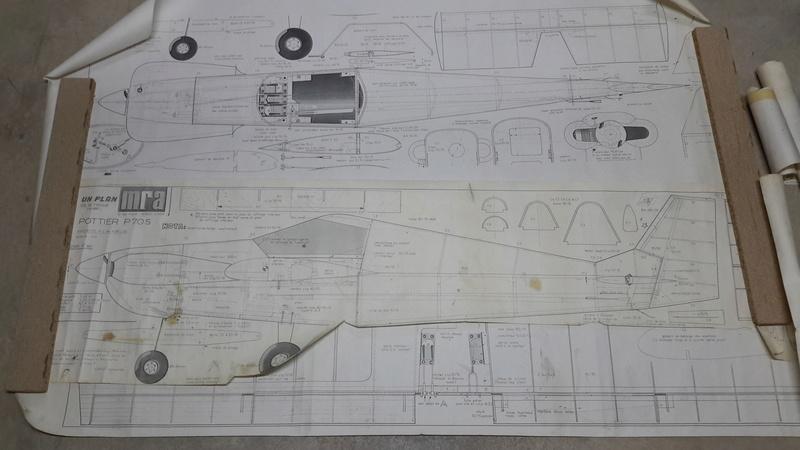 Potier P70S Plan MRA N°488... 20180510