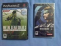 Ma collection 100% Metal Gear Solid. Img01314