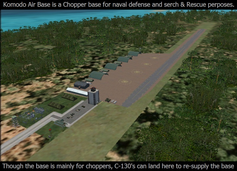 Komodo Air Base 2009-514