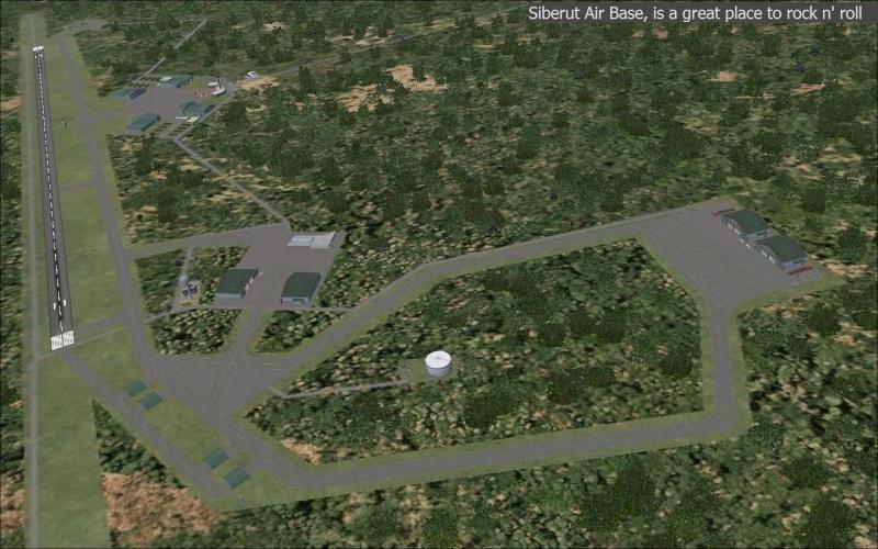 Siberut Air Base Siberu10
