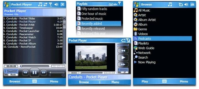Pocket player 3.0 G1010