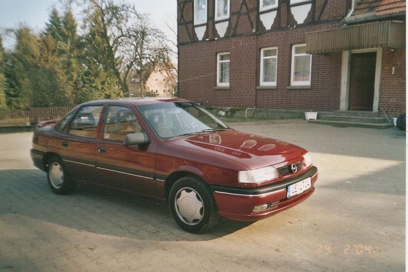 Vectra 16V Vectra11