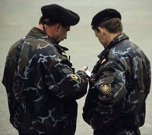 Belarussian camouflage Swat10