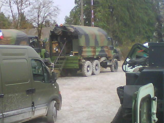 exercice  slovenie 2 eme Regiment de dragons Dsc01111