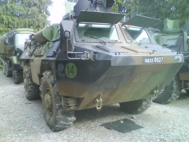 exercice  slovenie 2 eme Regiment de dragons Dsc01118