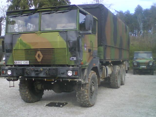 exercice  slovenie 2 eme Regiment de dragons Dsc01120