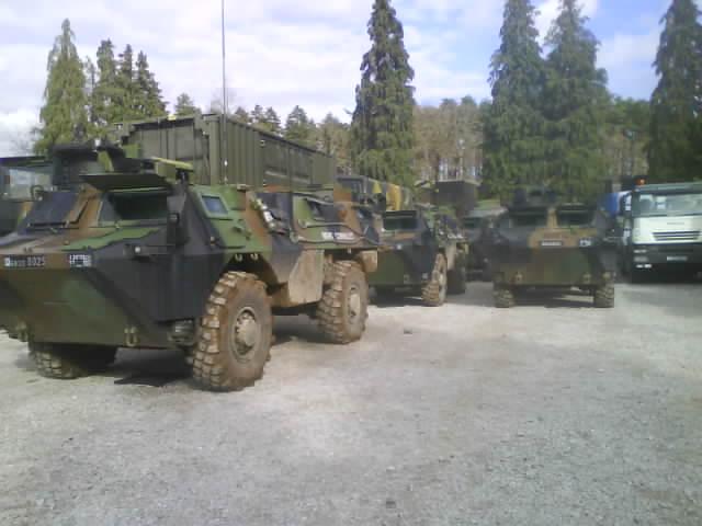 exercice  slovenie 2 eme Regiment de dragons Dsc01122
