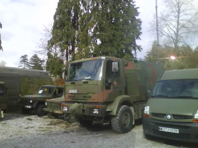 exercice  slovenie 2 eme Regiment de dragons Dsc01210