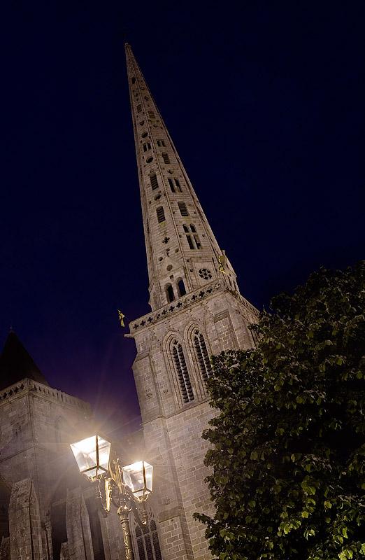La cathédrale à minuit Tregui10