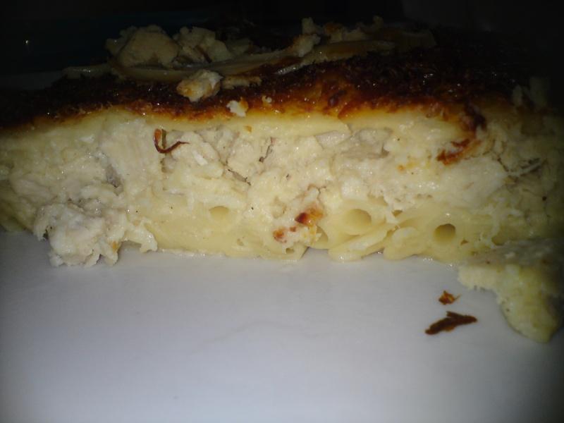Gratin de macaronis a la dinde Gratin13