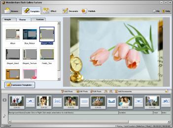 تحميل برنامج Wondershare Flash Gallery Factory مع الكراك 8216_110