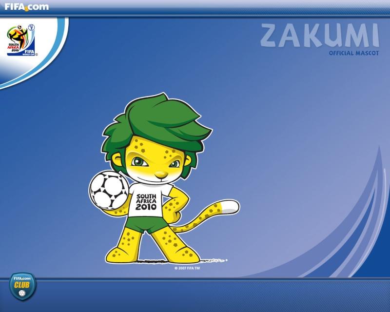 حصريا خلفيات كأس العالم بجنوب افريقيا 2010 روعة Mascot10