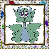 Cute Dragon Cute-d10