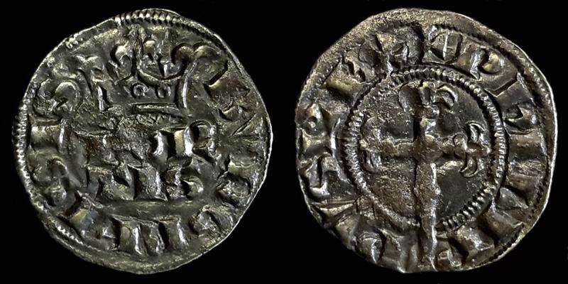 Obole Bourgeoise de Philippe IV ... 005910