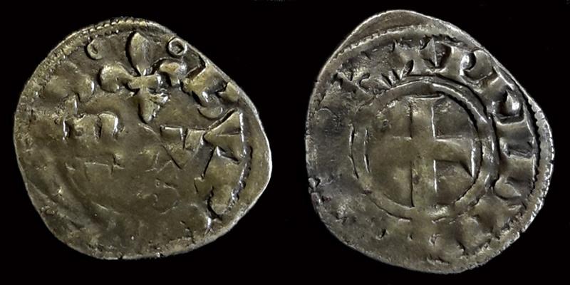 Obole Bourgeoise de Philippe IV ... 006010