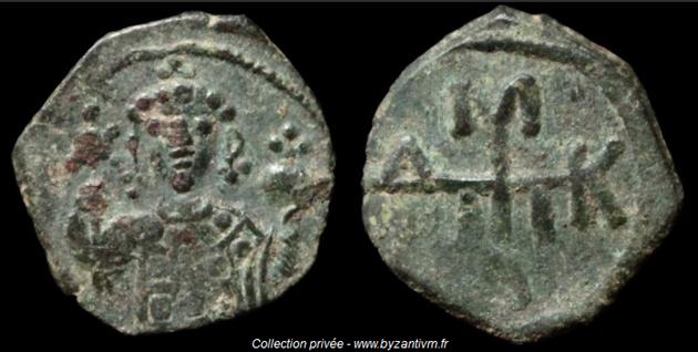 Demi tetarteron pour Manuel Ier Comnène (1143-1180) ... Demi_t11