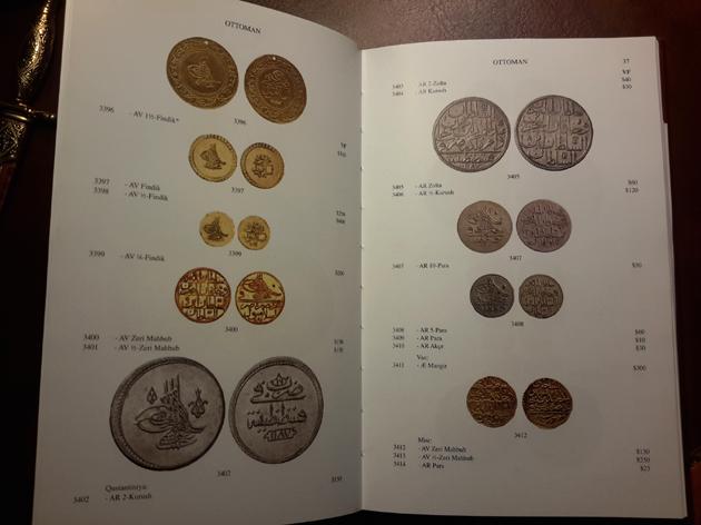 1 Para d'Abdul Hamid Ier, AH1187-1203, 1774-1789. Livre_10