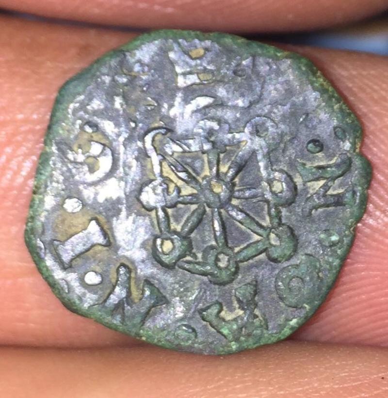 4 cornados de Felipe III de 1610. 8a643b10