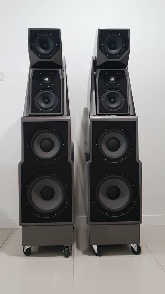 Wilson Audio MAXX 3 Loudspeakers  Index10