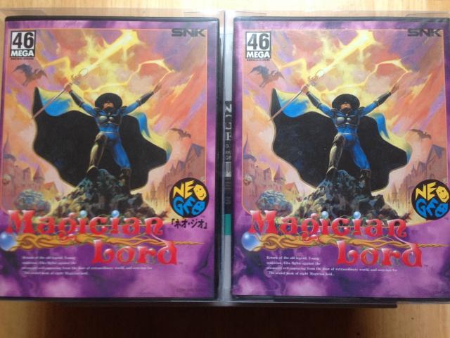 [Dossier] Magician Lord: infos et différentes versions/sets. 87741110