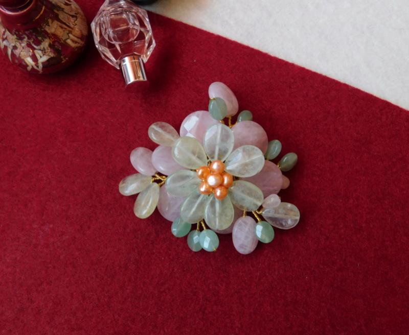 """""""Flori de piatră-Bijoux"""" albumul II-bijuterii artizanale marca Didina Sava - Pagina 10 00113"""
