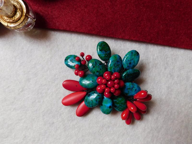 """""""Flori de piatră-Bijoux"""" albumul II-bijuterii artizanale marca Didina Sava - Pagina 7 00115"""
