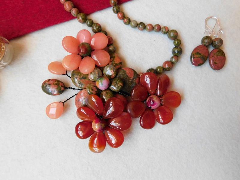 """""""Flori de piatră-Bijoux"""" albumul II-bijuterii artizanale marca Didina Sava - Pagina 6 00117"""
