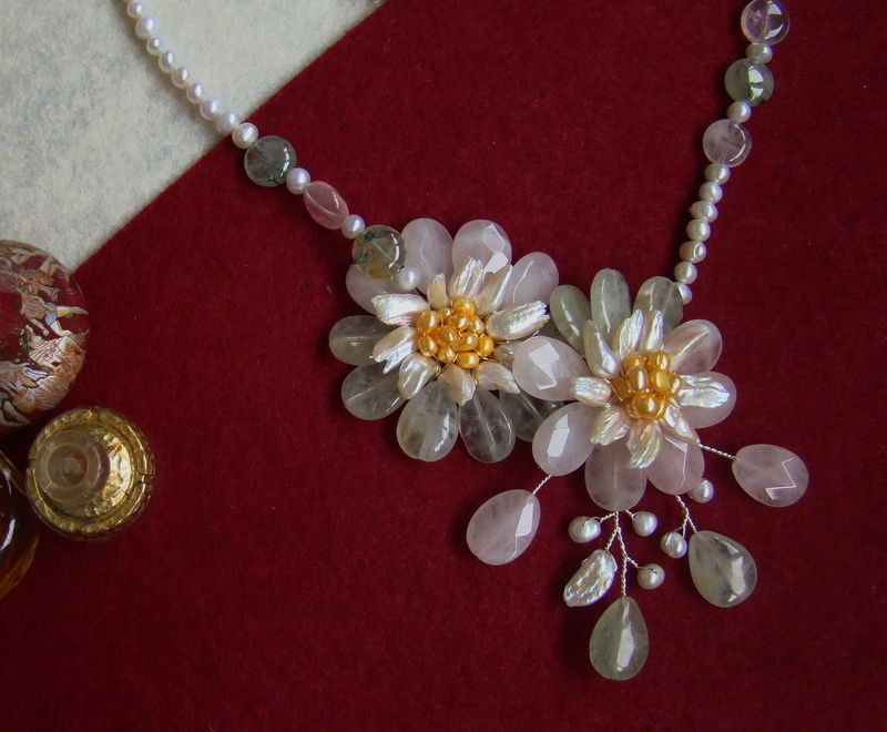 """""""Flori de piatră-Bijoux"""" albumul II-bijuterii artizanale marca Didina Sava - Pagina 11 00210"""