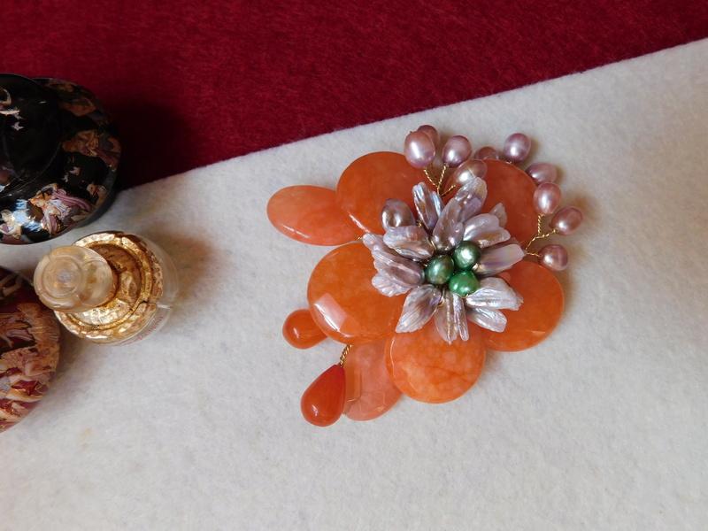 """""""Flori de piatră-Bijoux"""" albumul II-bijuterii artizanale marca Didina Sava - Pagina 10 00214"""