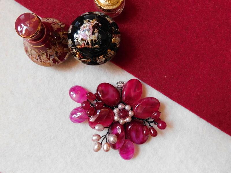 """""""Flori de piatră-Bijoux"""" albumul II-bijuterii artizanale marca Didina Sava - Pagina 7 00215"""