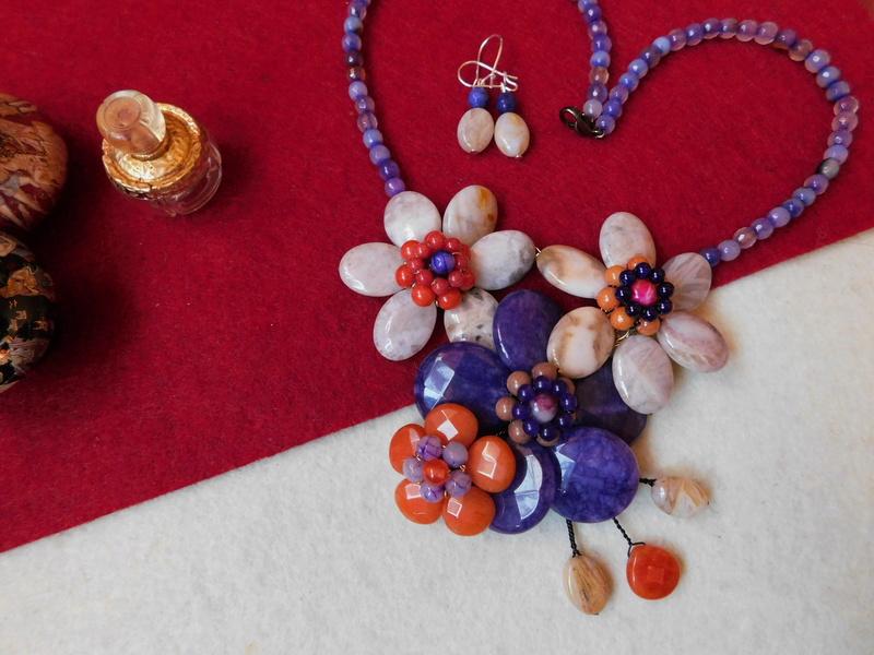 """""""Flori de piatră-Bijoux"""" albumul II-bijuterii artizanale marca Didina Sava - Pagina 6 00217"""