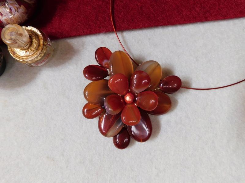 """""""Flori de piatră-Bijoux"""" albumul II-bijuterii artizanale marca Didina Sava - Pagina 6 00218"""