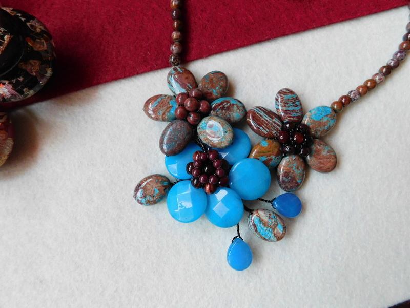 """""""Flori de piatră-Bijoux"""" albumul II-bijuterii artizanale marca Didina Sava - Pagina 6 00221"""